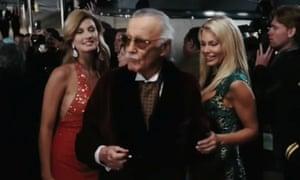 Stan Lee movie cameos - Iron Man