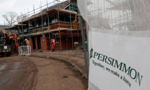 A Persimmon development in Coventry