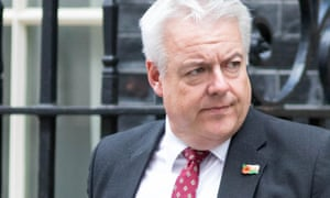The Welsh first minister and leader of the Labour party in Wales, Carwyn Jones, in London last month to meet Theresa May.