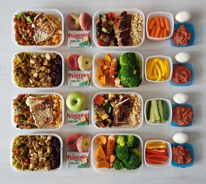 From overnight oats to boiled eggs – is meal prep taking the