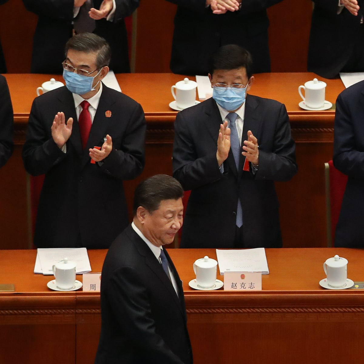China S Xi Jinping Facing Widespread Opposition In His Own Party Insider Claims China The Guardian