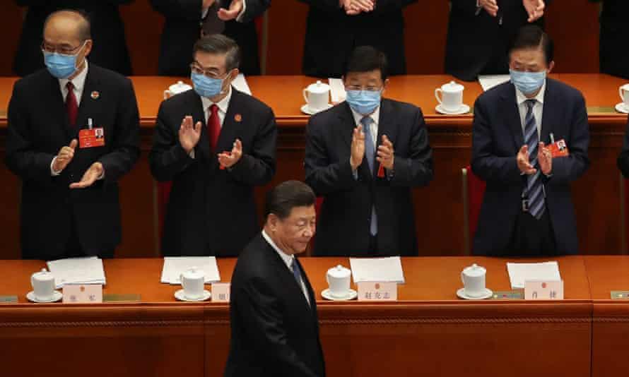 Cai Xia said Chinese president Xi Jinping's 'unchecked power' had exacerbated the coronavirus crisis.