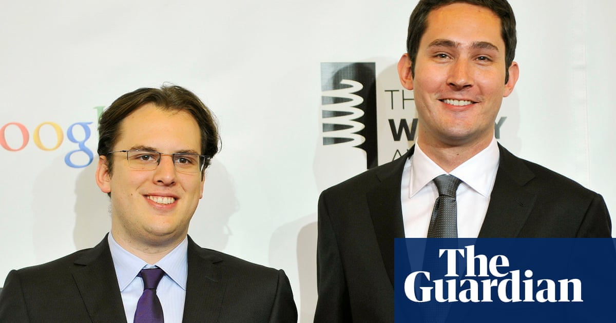 Instagram co-founders resign to explore 'creativity again' | Technology | The Guardian