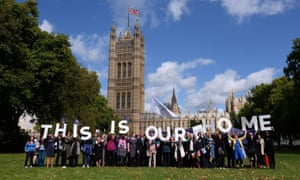 EU citizens lobbying MPs to guarantee their post-Brexit rights