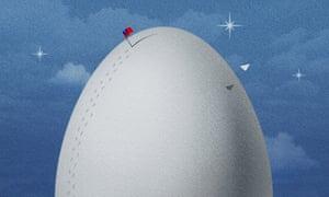 Eggs by Chen WuWinner, Editorial New Talent