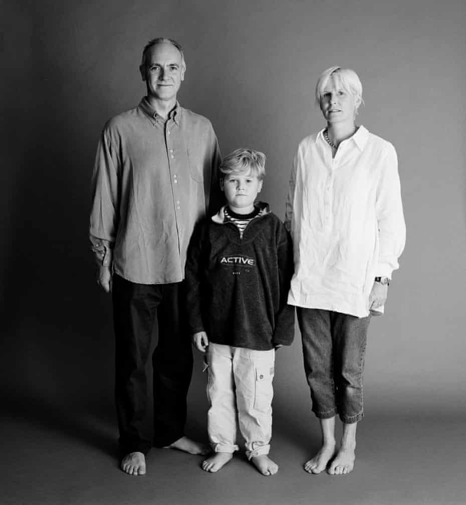 1998: Frank and Sue, 43, Eddie, seven.