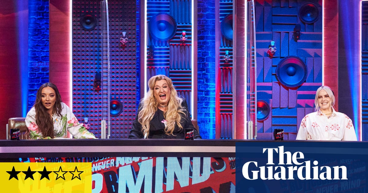 Never Mind the Buzzcocks review – Daisy May Cooper takes on the pop patriarchy
