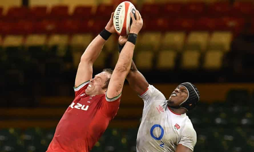Warren Gatland could rely on the experience of Alun Wyn Jones as a potential Lions captain. Next time Maro Itoje could easily be that man.