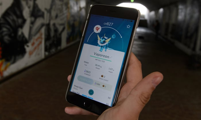 Pokemon Go Accounts Are Being Sold For Thousands Of Pounds On Ebay Pokemon Go The Guardian