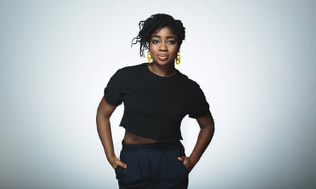 Clara Amfo: 'Getting eight hours definitely makes me less anxious throughout the day.'