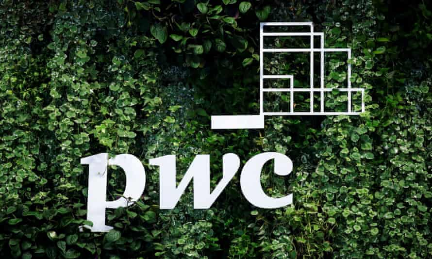 PwC's work took place while Dos Santos, the daughter of Angola's former president, was chair of Sonangol