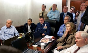 bin laden white house situation room