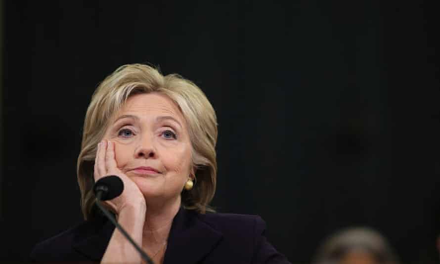 clinton benghazi the look