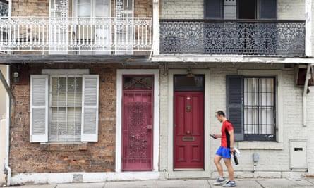 Terrace houses in Sydney