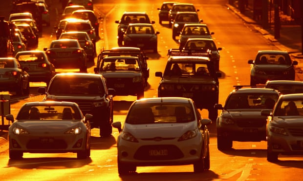 theguardian.com - Luke Henriques-Gomes - Transport emissions continue to rise as Australia lags behind other nations