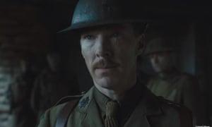 Benedict Cumberbatch in 1917