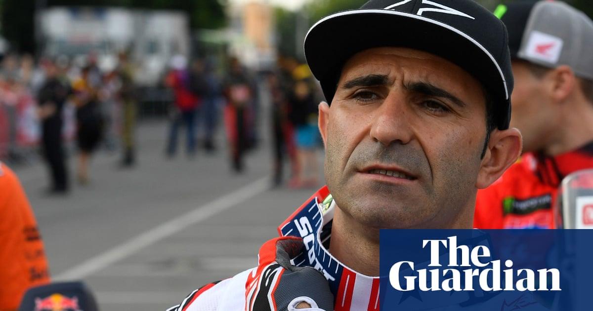 Portuguese motorcycle rider Paulo Gonçalves dies in Dakar Rally
