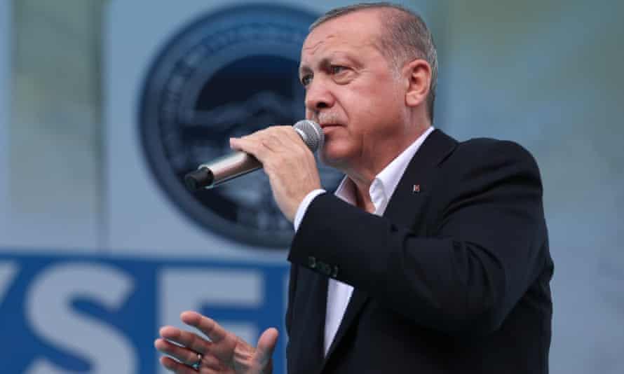 President Recep Tayyip Erdoğan reportedly said of Malcom X: 'We will make his name live on in Ankara.'