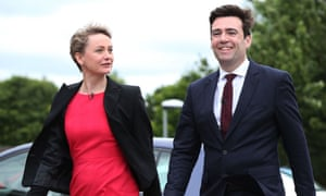 Yvette Cooper and Andy Burnham have not gripped the imagination of party members.