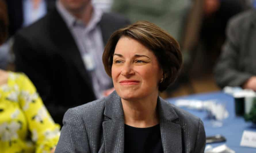 Amy Klobuchar's staff turnover rate is among the highest in the Senate.