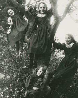 Principles of freedom … the sisters were allowed to climb trees like monkeys.