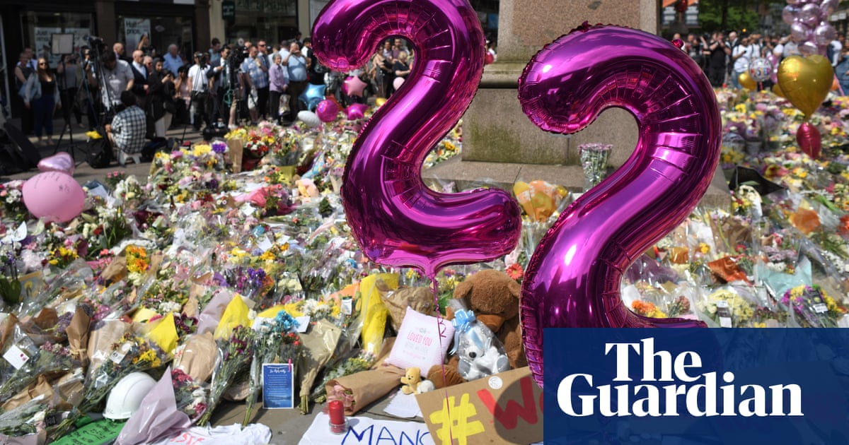 Manchester Arena bomber's brother no longer in UK, inquiry told