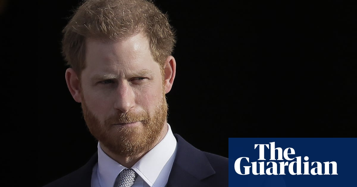 Prince Harry joins $1bn Silicon Valley startup as senior executive