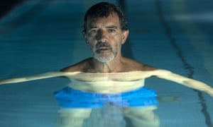 A warm bath of reverie and reflection … Antonio Banderas in Pain and Glory.