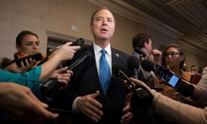 House intelligence chairman Adam Schiff announced a new investigation looking at Russian intervention in the 2016 election and the president's foreign financial interests.