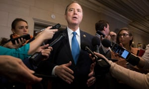 Democratic representative from California and incoming House intelligence chair Adam Schiff: 'This case is too important to keep from the American people.'