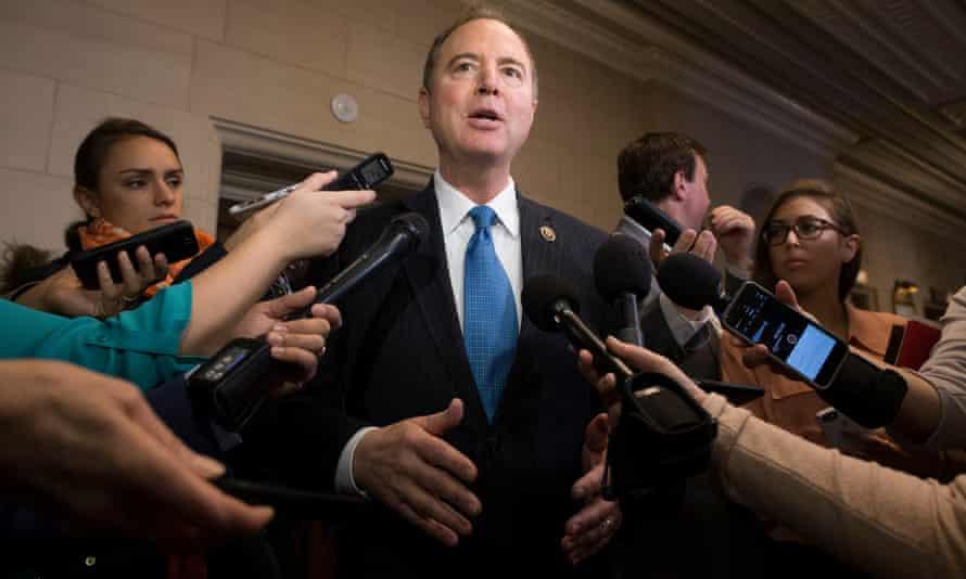 Adam Schiff plans to lead investigations of Trump's finances.