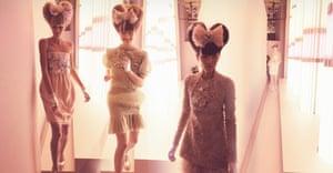 Haute Couture Spring:Summer 2010, Pavillon Cambon Capucines, Paris