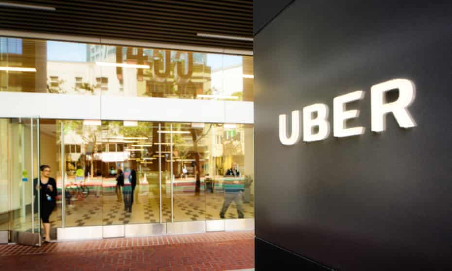 Lawsuit claims Uber engaged in 'unlawful invasion of privacy and interception of electronic communications'.