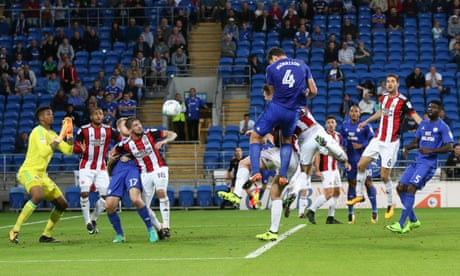 Championship round-up: Cardiff City break record with third consecutive win