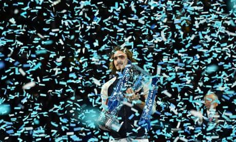 Stefanos Tsitsipas beats Dominic Thiem: ATP Finals final – as it happened