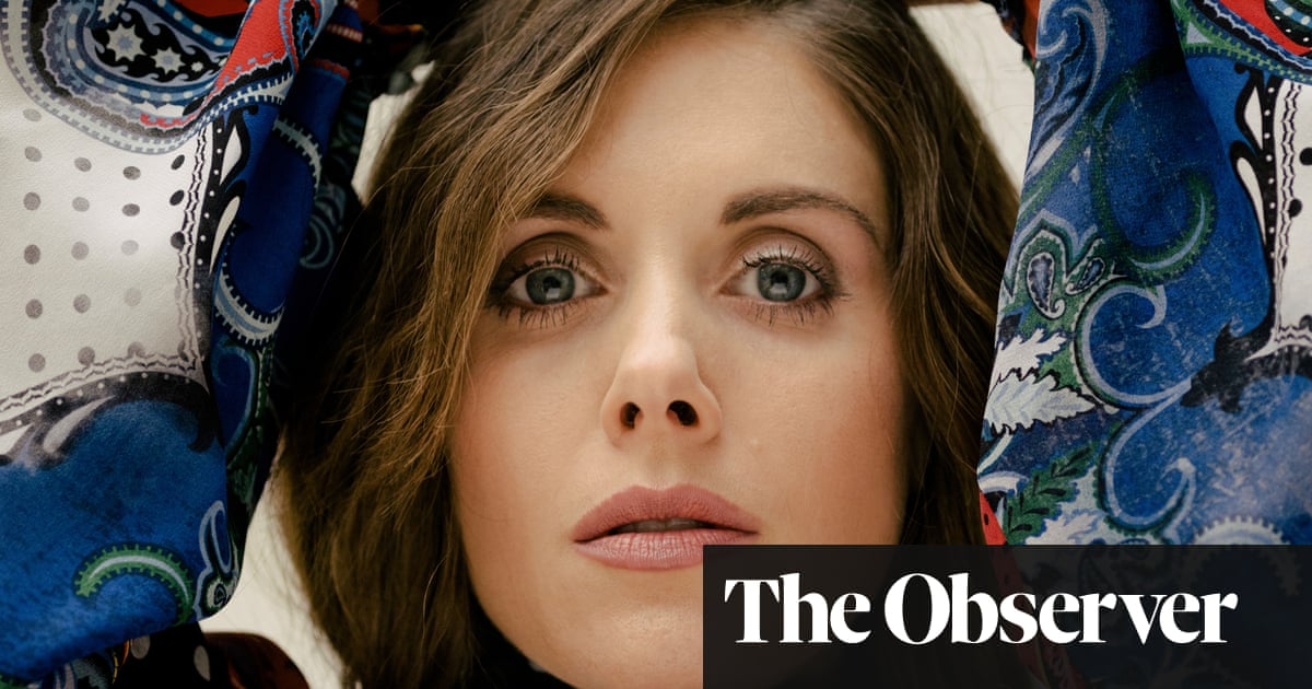 Alison Brie: 'The effects of trauma spider-webbed through the whole family'