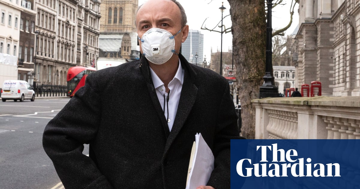 Leak inquiry launched as No 10 insiders accuse Dominic Cummings