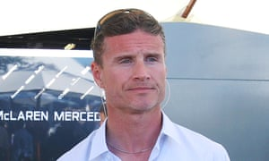 David Coulthard has been recruited by Channel 4 as part of its Formula One team.