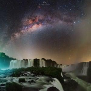 Devil's throat – Iguazu Falls, Brazil