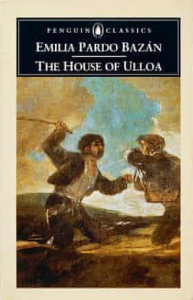 Emilia Pardo Bazán, The House of Ulloa, Penguin Classics covers