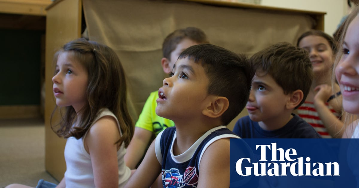 Its a wake-up call: behind the film urging investment in pre-school education
