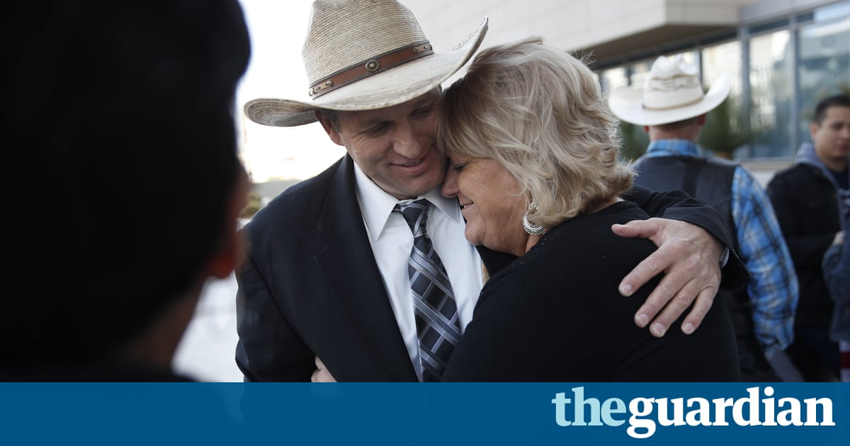 Stunning victory for Bundy family as all charges dropped in 2014 standoff case