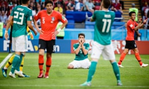 Germany led the way in shots taken – but only scored twice as they crashed out in the group stage.