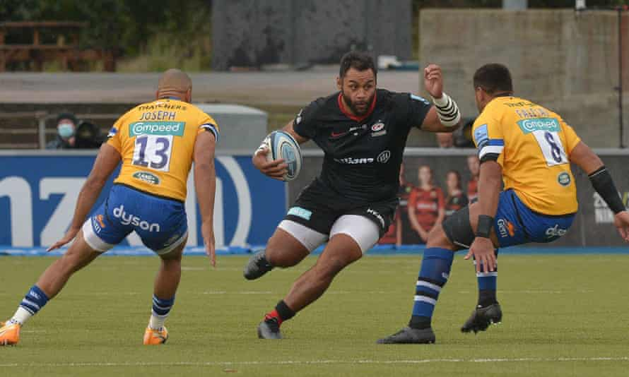 Billy Vunipola and Saracens face a long wait before the Championship begins.