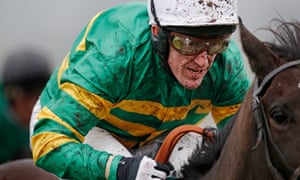An undeniably dour, obsessive character … AP McCoy.