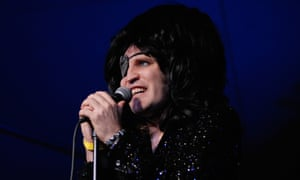 Noel Fielding: 'I always had a niggling regret that we didn't do stuff in America'