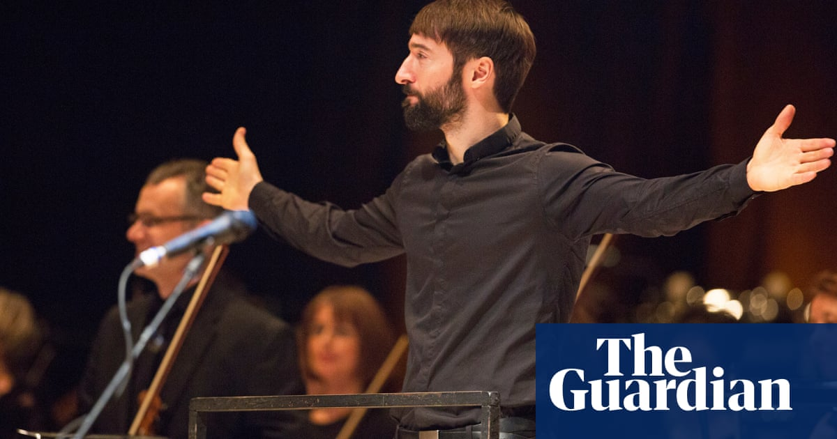 Stormzy collaborator Jules Buckley takes role at BBC Symphony Orchestra