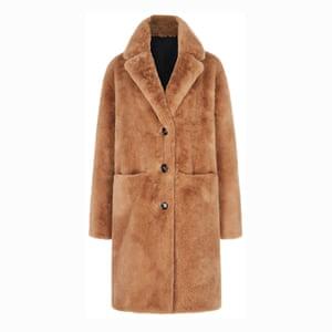 Faux fur, £65, next.co.uk.