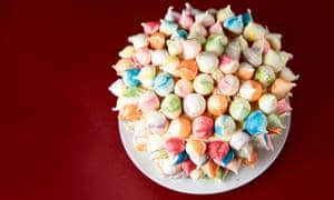 Tamal Rays Celebration Cake Recipes Rainbow Tower And