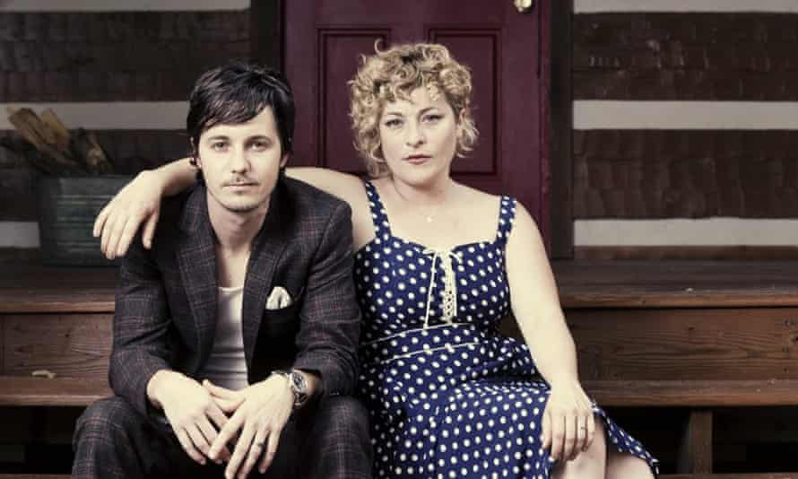 michael trent and cary ann hearst aka shovels and rope